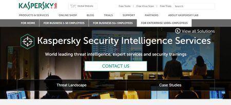 Kaspersky Threat Lookup: du doan va ung pho su co an ninh - Anh 1
