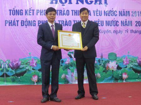 Huyen Phu Xuyen: 22 tap the, ca nhan duoc tang Bang khen, co thi dua - Anh 1
