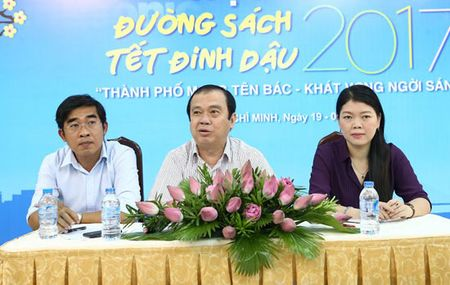 Le hoi Duong sach Tet Dinh Dau 2017: TP mang ten Bac - Khat vong sang ngoi - Anh 1