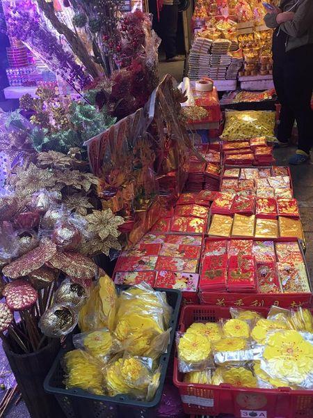 Pho Hang Ma lung linh don Tet Dinh Dau 2017 - Anh 6