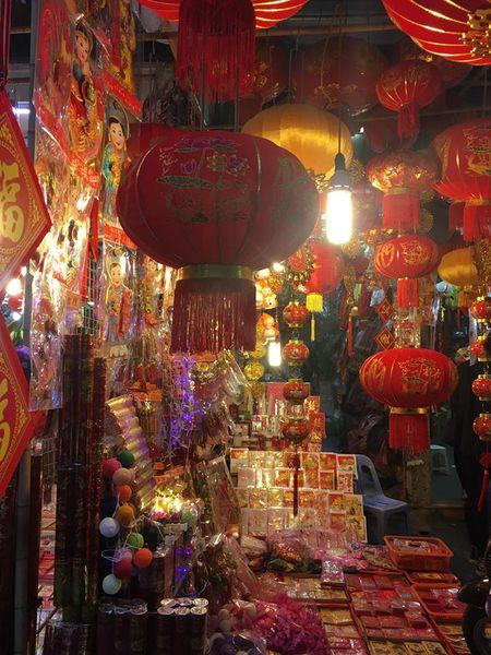 Pho Hang Ma lung linh don Tet Dinh Dau 2017 - Anh 8