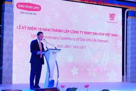 Dai-ichi Life Viet Nam tang von dieu le len 117 trieu do la - Anh 1