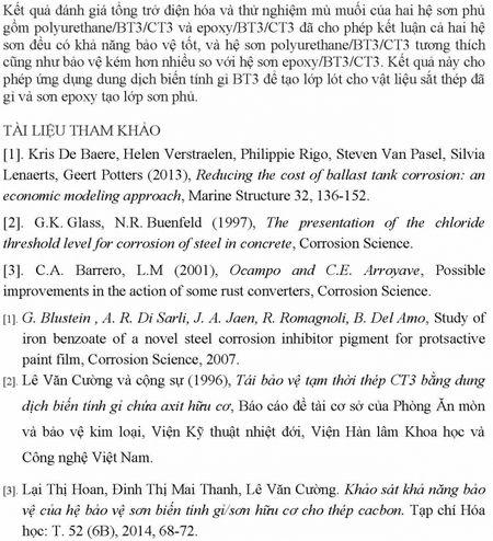Vai tro cua mang son phu epoxy va polyurethane tren lop lot bien tinh bao ve cho thep gi - Anh 6