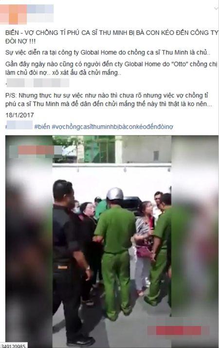 Ca si Thu Minh khang dinh clip doi no chong Tay bi cat ghep, co tinh choi ban - Anh 1