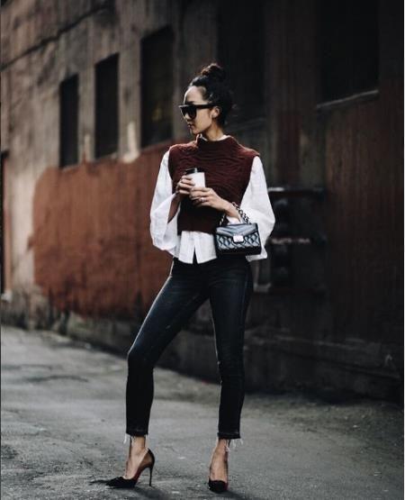 Khong phai nam mo dau, vat dung nay chinh la phu kien sieu hot tu dan fashion blogger day! - Anh 5