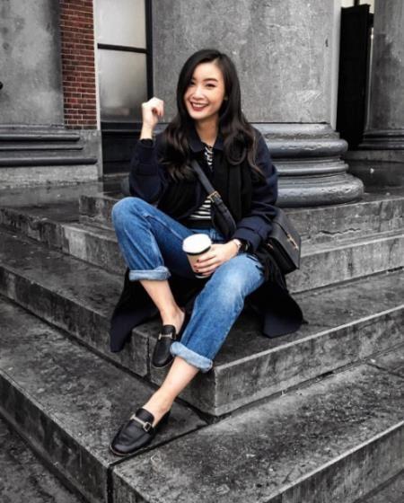Khong phai nam mo dau, vat dung nay chinh la phu kien sieu hot tu dan fashion blogger day! - Anh 9