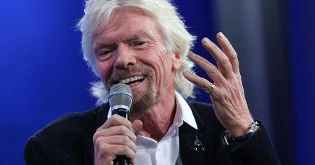 Ty phu Richard Branson dua loi khuyen cho cac nha khoi nghiep - Anh 1