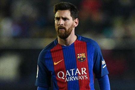 Cha Messi len tieng ve viec con trai roi Barca - Anh 1