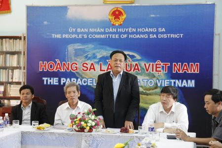 Con nho thi chua mat Hoang Sa - Anh 1