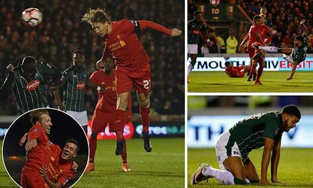 Plymouth Argyle 0-1 Liverpool: Danh nhanh thang nhanh! - Anh 1