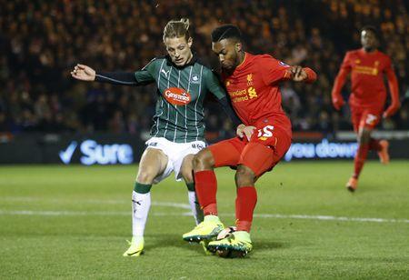 Liverpool vat va loai CLB hang tu de tien vao vong 4 FA Cup - Anh 2