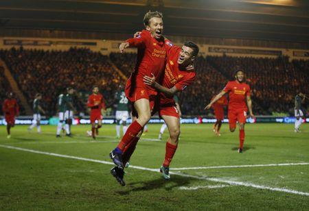 Liverpool vat va loai CLB hang tu de tien vao vong 4 FA Cup - Anh 4