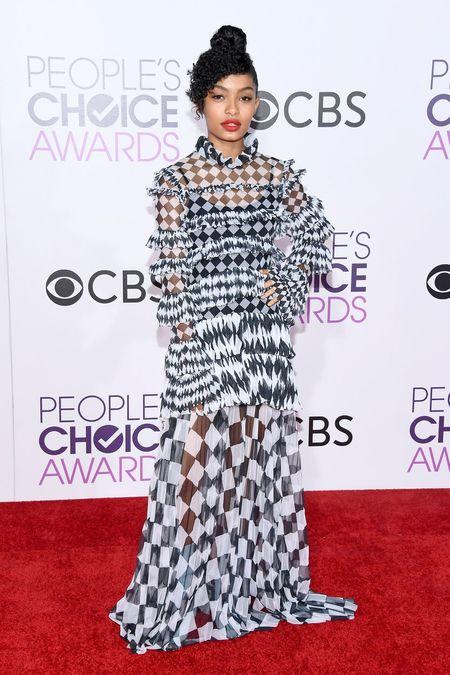Jennifer Lopez mac dep nhat tham do People's Choice Awards - Anh 11
