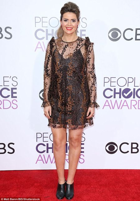 Jennifer Lopez mac dep nhat tham do People's Choice Awards - Anh 12