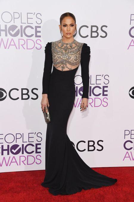 Jennifer Lopez mac dep nhat tham do People's Choice Awards - Anh 1