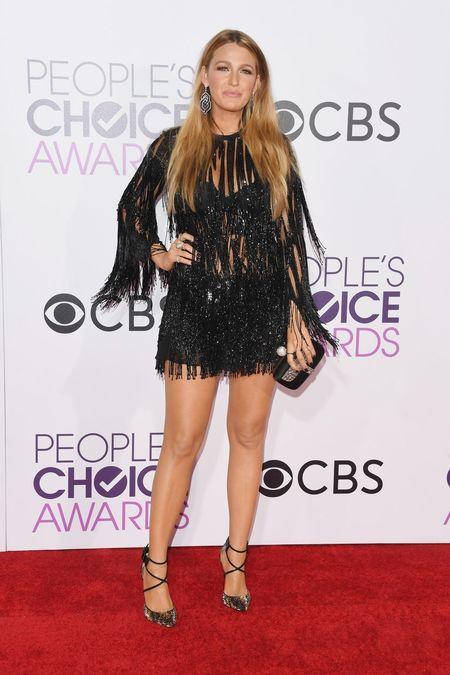 Jennifer Lopez mac dep nhat tham do People's Choice Awards - Anh 3