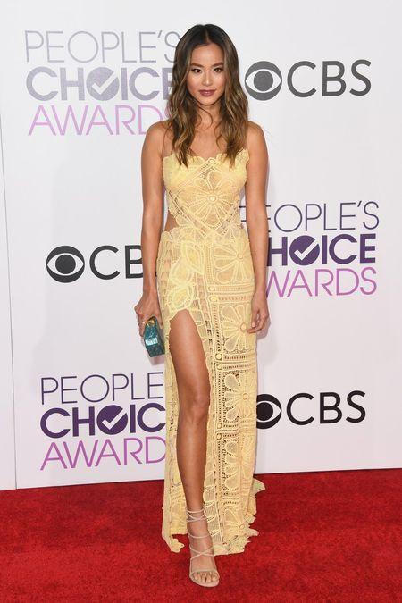 Jennifer Lopez mac dep nhat tham do People's Choice Awards - Anh 5