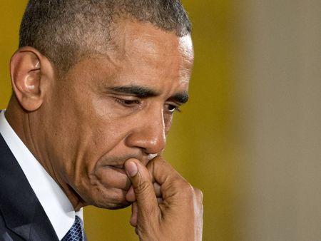 9 khoanh khac lich su cua Obama trong 10 nam qua - Anh 5