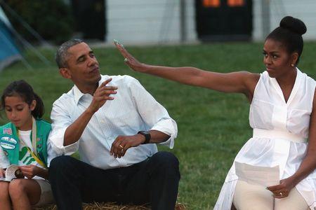 9 khoanh khac lich su cua Obama trong 10 nam qua - Anh 7