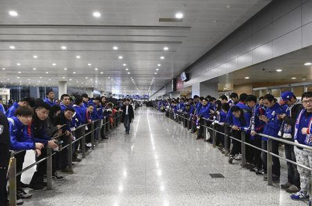 Fan Trung Quoc nhiet liet don bom tan Tevez - Anh 1