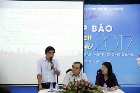 TP.HCM: To chuc duong sach Tet Dinh dau 2017 - Anh 1