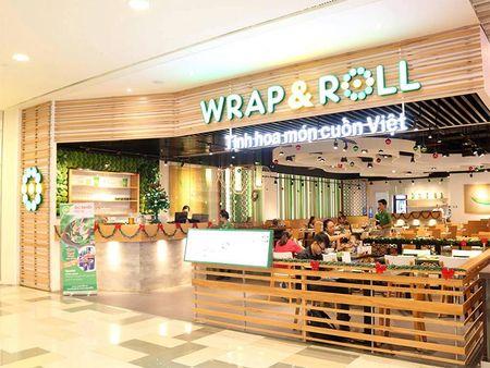 Chuoi nha hang Wrap&Roll co Tong giam doc moi - Anh 1