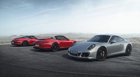 Porsche ra mat 5 phien ban 911 GTS moi co gia cao nhat hon 9,5 ty VND - Anh 1
