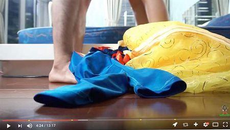 Xu phat chu kenh clip 'nham' gan mac tre em tren youtube - Anh 1