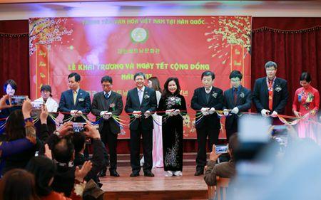 Khai truong Trung tam Van hoa Viet Nam tai Han Quoc - Anh 1