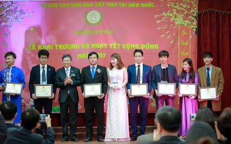 Khai truong Trung tam Van hoa Viet Nam tai Han Quoc - Anh 2