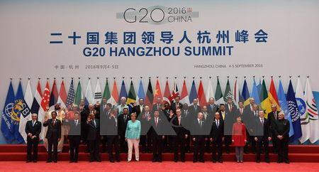 G20 can tiep tuc thuc day thuong mai tu do va cong bang - Anh 1