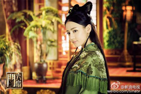 Dung nhan 'hoa nhuong nguyet then' cua my nu Tan Cuong - Anh 11