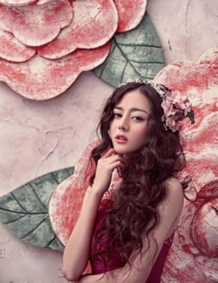 Dung nhan 'hoa nhuong nguyet then' cua my nu Tan Cuong - Anh 6