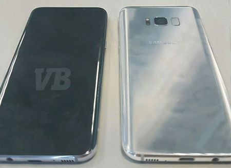 Samsung Galaxy S8 vs LG G6: Cuoc doi dau thu vi - Anh 3