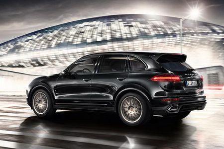 Porsche Cayenne Platinum gia tu 4,6 ty dong tai Viet Nam - Anh 2