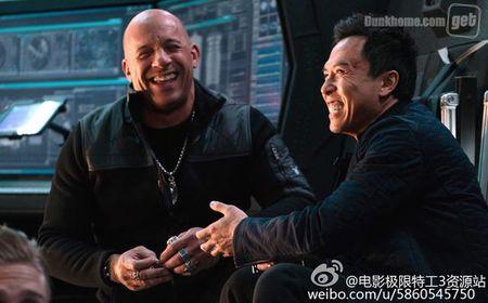 Chan Tu Dan: 'Danh nhau voi Vin Diesel nhu ho dau su tu' - Anh 1
