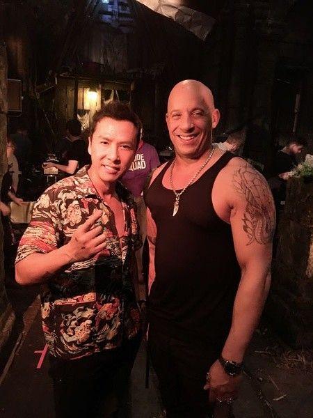 Chan Tu Dan: 'Danh nhau voi Vin Diesel nhu ho dau su tu' - Anh 2