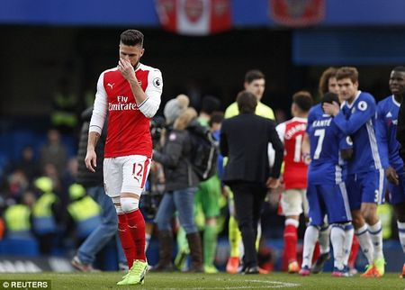 Cau thu Arsenal to chuc hop khan truoc chang tourmalet - Anh 1