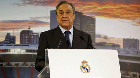 Thu han chong chat, Perez vui dap tham vong cua Barca - Anh 1