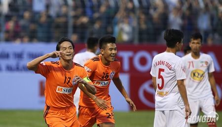 Dau som vong 5 V-League: FLC Thanh Hoa thang hoa, SHB Da Nang quyet tao bat ngo? - Anh 2