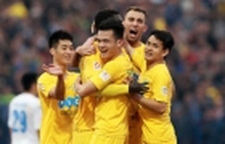 Mat Hoang Vu Samson, HLV Ha Noi FC van tu tin danh bai Da Nang - Anh 2