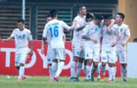 Mat Hoang Vu Samson, HLV Ha Noi FC van tu tin danh bai Da Nang - Anh 3