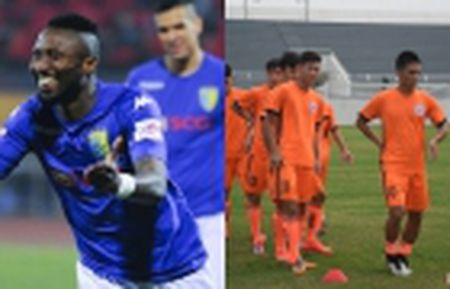 Mat Hoang Vu Samson, HLV Ha Noi FC van tu tin danh bai Da Nang - Anh 4