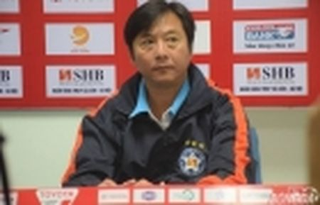 Mat Hoang Vu Samson, HLV Ha Noi FC van tu tin danh bai Da Nang - Anh 5