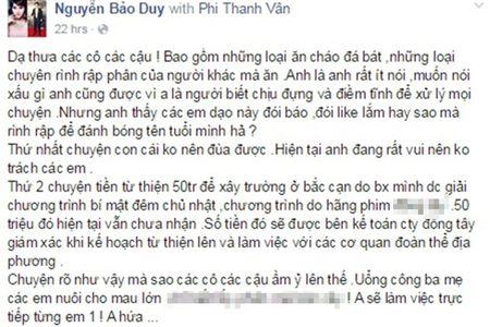 Vo boc hanh phuc cua cap doi Phi Thanh Van - Bao Duy - Anh 6