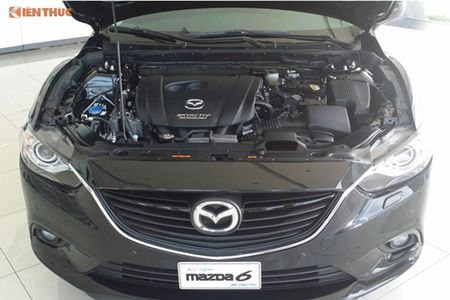 Mazda6 doi 2016 giam gia 140 trieu dong tai Viet Nam - Anh 10