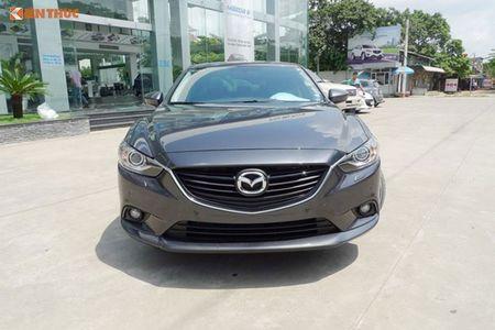 Mazda6 doi 2016 giam gia 140 trieu dong tai Viet Nam - Anh 2