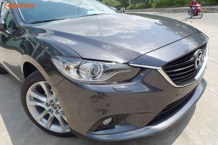 Mazda6 doi 2016 giam gia 140 trieu dong tai Viet Nam - Anh 3