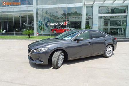 Mazda6 doi 2016 giam gia 140 trieu dong tai Viet Nam - Anh 4