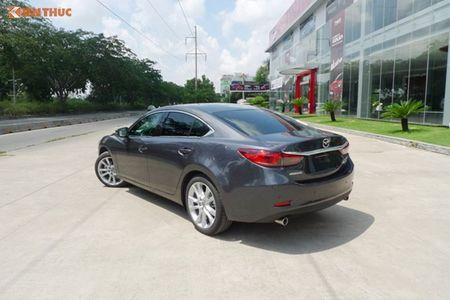 Mazda6 doi 2016 giam gia 140 trieu dong tai Viet Nam - Anh 5